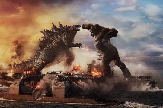 'Godzilla vs. Kong' vượt mốc 100 triệu USD dù trong mùa dịch