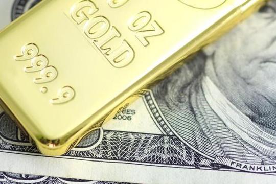 Giá vàng hôm nay 21/6: Biến động quanh mốc 1.760 USD