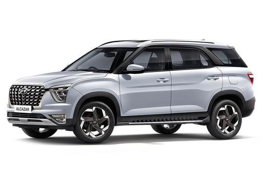 Hyundai Alcazar 2021 ra mắt, giá quy đổi chỉ từ 506 triệu đồng