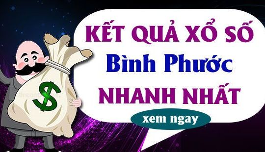 KQXSBP 26/6 - XSBPH 26/6 - Kết quả xổ số Bình Phước ngày 26 tháng 6 năm 2021