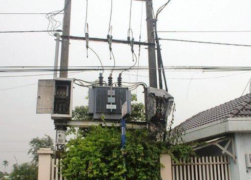 Kiểm tra trạm biến áp, một công nhân điện lực bị điện giật tử vong