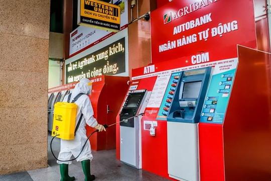 Agribank đồng hành cùng khách hàng vượt qua đại dịch