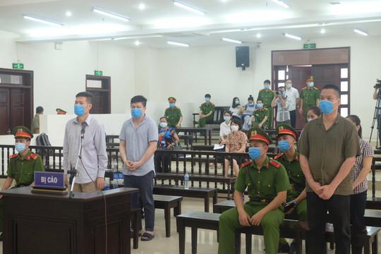 Y án sơ thẩm với cựu Giám đốc CDC Hà Nội