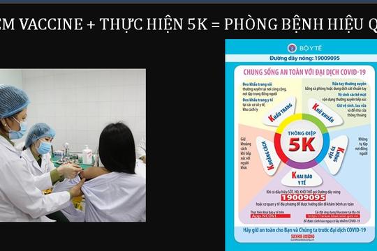 """Nói """"Việt Nam may mắn"""" trong công tác phòng chống dịch bệnh là không khách quan"""