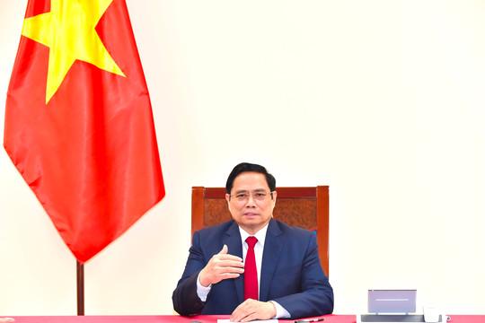 Thủ tướng đề nghị WHO hỗ trợ Việt Nam trở thành trung tâm sản xuất vaccine cho Tây Thái Bình Dương