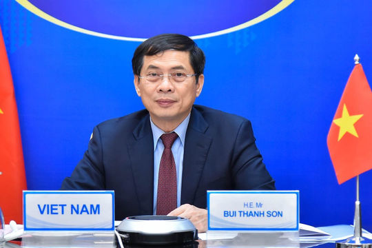 Việt Nam tham dự Hội nghị cao cấp châu Á-Thái Bình Dương về hợp tác Vành đai và Con đường