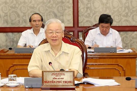 Bộ Chính trị đồng ý hỗ trợ người lao động và người sử dụng lao động gặp khó do dịch COVID-19