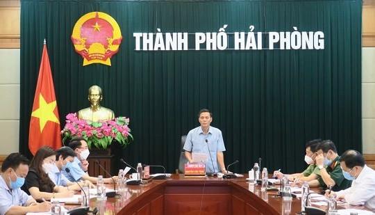 Hải Phòng: Điều tra, khởi tố nhà xe làm lây lan dịch bệnh tại huyện Vĩnh Bảo