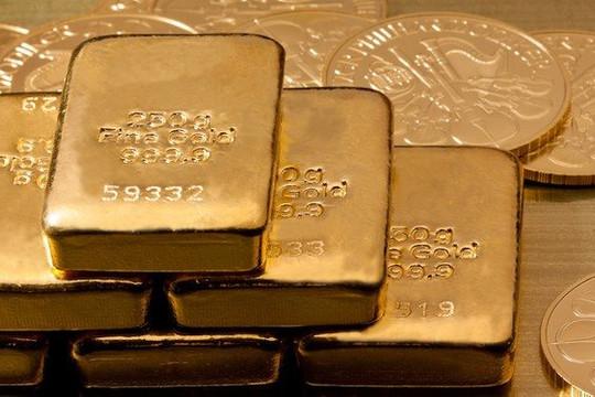 Giá vàng hôm nay 26/6: Vàng tăng khi USD suy yếu