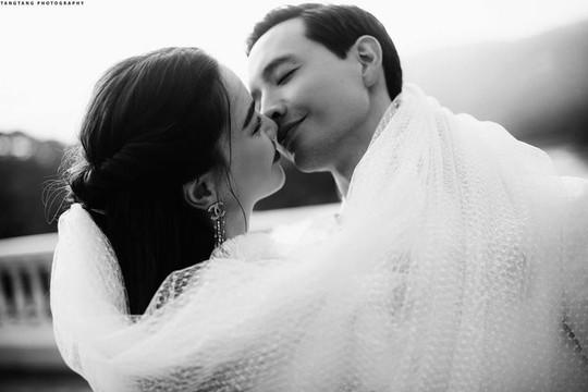 Hồ Ngọc Hà tung ảnh cưới ngọt ngào