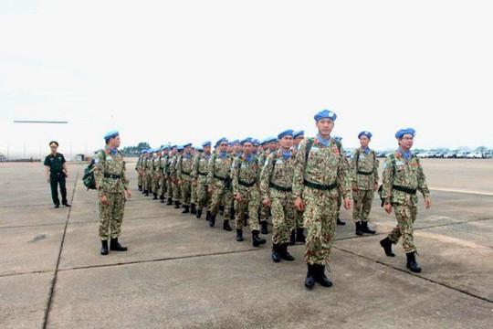 Quy định nhiệm vụ của chỉ huy trưởng lực lượng Việt Nam tại phái bộ gìn giữ hòa bình LHQ