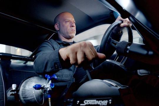 Fast & Furious 9 lập kỷ lục chưa từng có