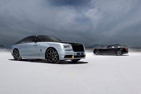Rolls-Royce Black Badge LandSpeed được ra mắt