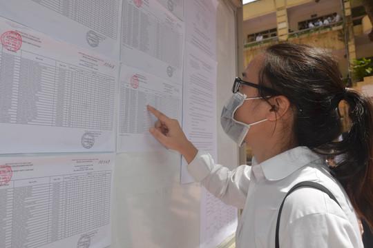 Tra cứu điểm thi tuyển sinh vào lớp 10 năm 2021-2022