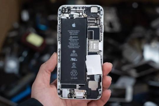 Công nghệ sạc đầy smartphone trong 5 phút