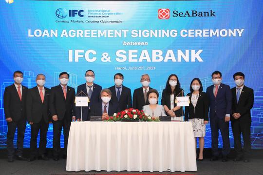 IFCcung cấpkhoản vay40triệu đô-la Mỹ choNgân hàng Thương mại Cổ phần Đông Nam Á