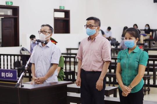 Y án với các bị cáo trong vụ án xảy ra tại Ngân hàng BIDV