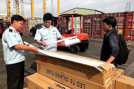 Vai trò đầu mối của hải quan trong kiểm tra chất lượng, kiểm tra an toàn thực phẩm đối với hàng hóa nhập khẩu
