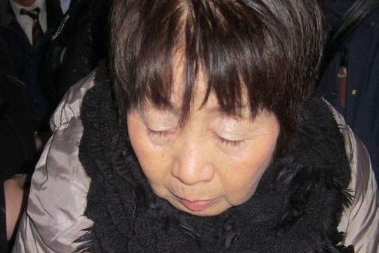 """""""Góa phụ đen"""" Nhật Bản kháng cáo án tử hình thất bại"""
