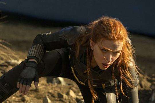 Black Widow rớt hạng mức kỷ lục của các tựa phim thuộc Vũ trụ Điện ảnh Marvel