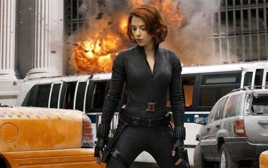 Scarlett Johansson vắng mặt trong các sự kiện quảng bá Black Widow vì đang mang thai