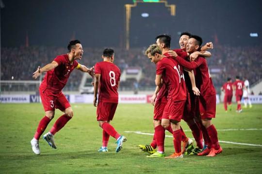 VFF quyết tâm giúp cho thầy trò ông Park đem về lợi thế tại Vòng loại World Cup