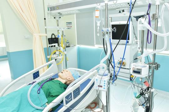 Công bố, giới thiệu máy oxy dòng cao chống covid mang thương hiệu Việt