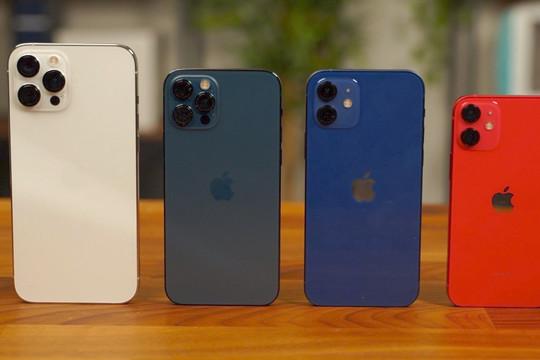 Doanh số iPhone 12 vượt 100 triệu máy