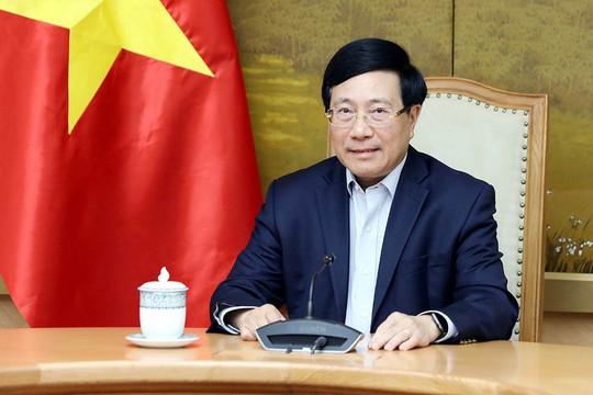 Việt Nam - Mỹ: Ủng hộ giải quyết tranh chấp tại Biển Đông trên cơ sở luật pháp quốc tế