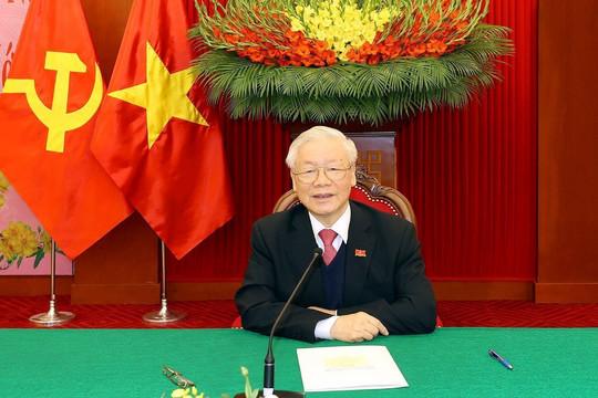 Tổng Bí thư dự Hội nghị thượng đỉnh ĐCS Trung Quốc với các chính đảng trên thế giới