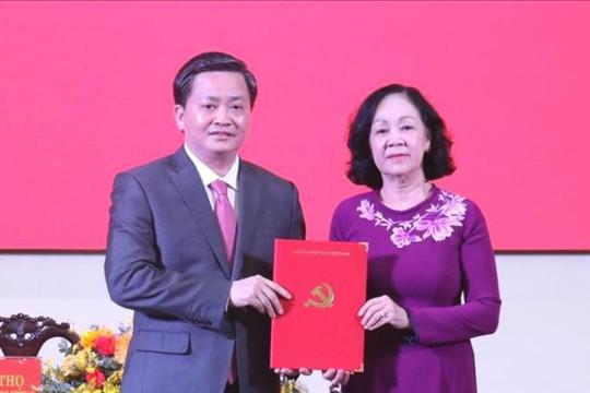 Chủ tịch Hội đồng quản trị Vietinbank được bổ nhiệm làm Bí thư Tỉnh ủy Bến Tre