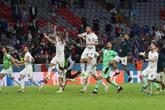 Italia gặp Tây Ban Nha tại bán kết EURO 2020