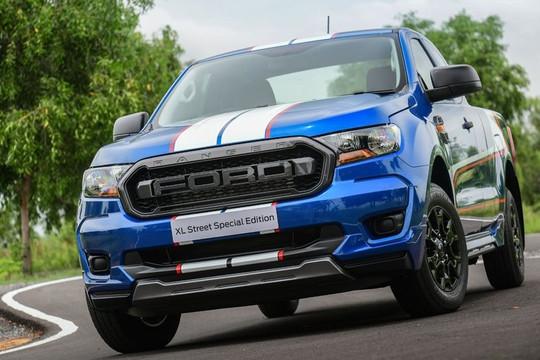 Ford Ranger bản đặc biệt ra mắt