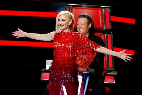 Hai giám khảo The Voice: Blake Shelton và Gwen Stefani tổ chức lễ cưới đơn giản vì dịch bệnh