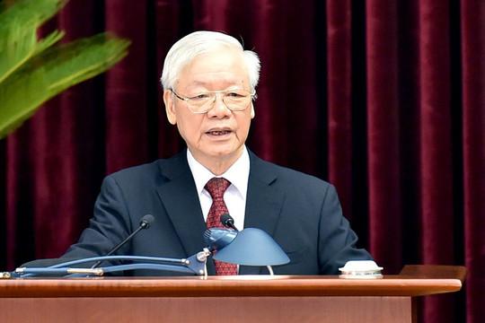 Tổng Bí thư: Hội nghị Trung ương 3 bàn nhiều vấn đề cơ bản và hệ trọng