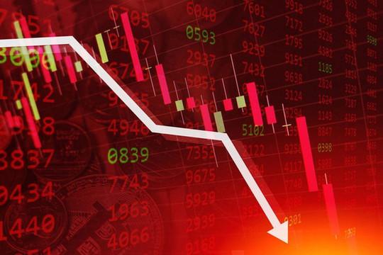 Cổ phiếu ngân hàng đảo chiều giảm sàn hàng loạt