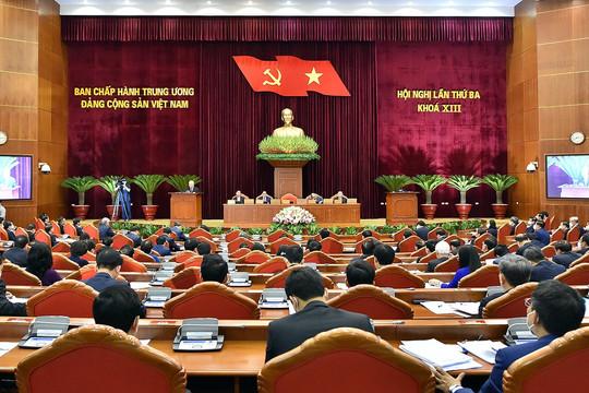 Ban Chấp hành Trung ương Đảng quyết định thi hành kỷ luật 2 Ủy viên