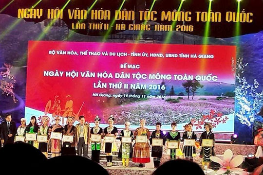 Ngày hội văn hóa dân tộc Mông lần thứ 3 sẽ tổ chức tại Lai Châu