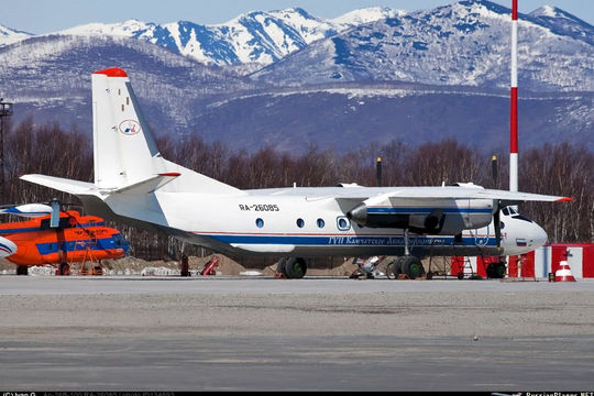 Máy bay Nga gặp nạn rơi xuống biển, tất cả 28 người thiệt mạng