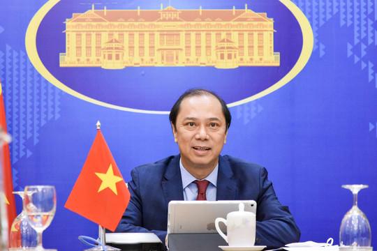 Việt Nam tham dự Hội nghị kinh doanh Ấn Độ Dương-Thái Bình Dương