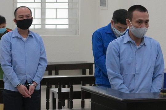 Ba bị cáo lĩnh án vì mua bán ma túy