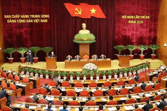 Bế mạc Hội nghị lần thứ 3, Ban Chấp hành Trung ương Đảng sớm hơn dự kiến 1 ngày