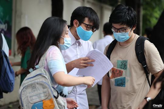 Nhiều Trường ĐH công bố điểm chuẩn xét tuyển thẳng