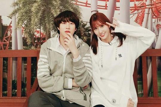 Heechul - Momo (TWICE) chia tay sau 1 năm 6 tháng công khai hẹn hò