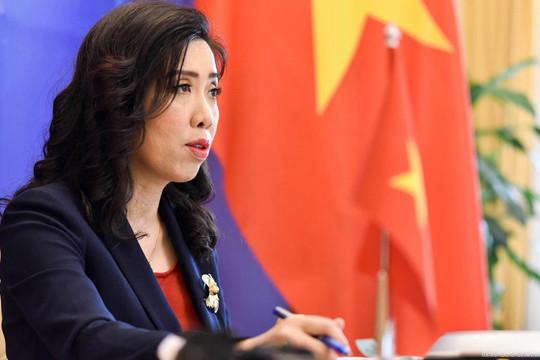 Tàu Trung Quốc mà thăm dò, nghiên cứu tại Hoàng Sa là xâm phạm chủ quyền Việt Nam