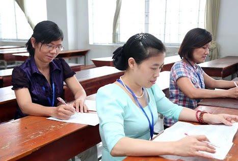 63 đoàn thanh tra Bộ GDĐT trực tiếp kiểm tra, thanh tra công tác chấm thi tại các hội đồng thi