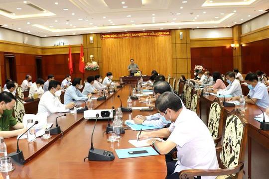Thủ tướng: Tây Ninh phải chống dịch thành công, nỗ lực lớn hơn để tạo đột phá