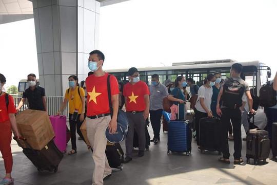 Nghệ An tăng viện lực lượng y, bác sỹ vào TP. Hồ Chí Minh phòng, chống dịch Covid-19