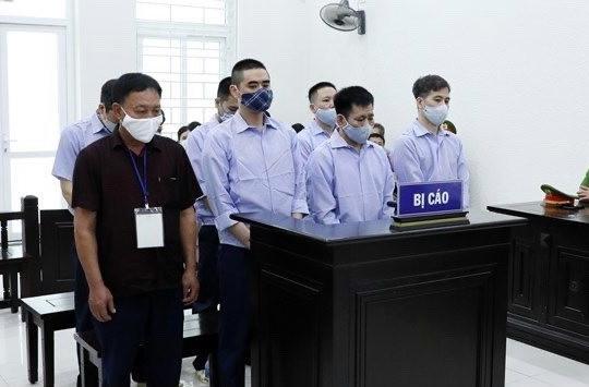 """Chuẩn bị mở lại phiên tòa bị cáo là nguyên cán bộ Thanh tra bảo kê """"xe Vua"""" ở Hà Nội"""