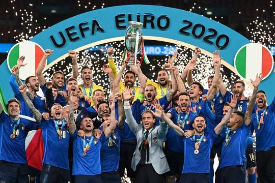 Italia lên ngôi vô địch EURO 2020 sau loạt luân lưu nghẹt thở